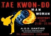 TAE KWON Do MAN - WOMAN